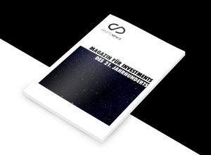 Das Magazin für Investments (Werbung)
